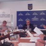 Засідання Комітету ВРУ-3