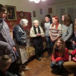 Зустріч вдома в Дарії Гусяк