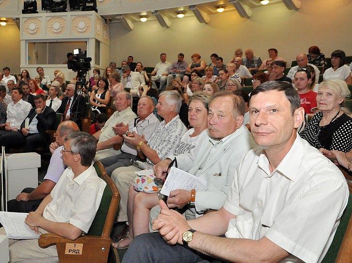 Заступник мера Ігор Ніконов презентував київським ОСНам проект «Відкритий бюджет»
