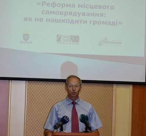 Дебати щодо децентралізації на Одещині: реформа дуже потрібна, але її методи викликають сумніви