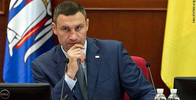 Віталій Кличко: «Без обговорення і погодження з громадою ми не будемо розглядати питання щодо плану території Лівобережного масиву»