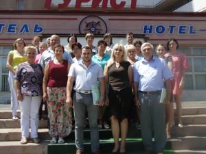 Представників місцевої влади та громад Миколаївщини навчають дієвим стратегіям виживання сіл в умовах реформ