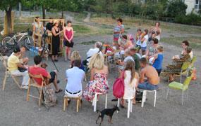 У Києві стартували фестивалі добросусідства