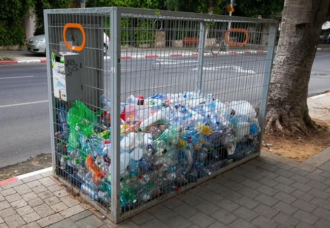 У ківерцівських селах будуть контейнери для пластику