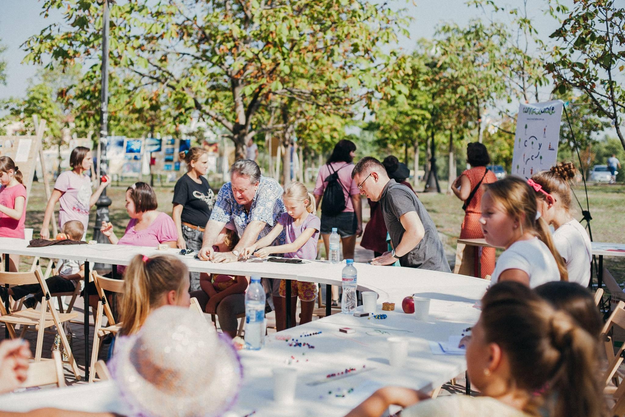 У Києві пройшов перший фестиваль добросусідства – СonnecTable