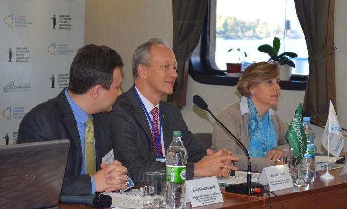 Як залучити громадськість до реформи та не тільки, обговорили на Х Всеукраїнській конференції
