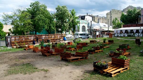 Комфорт у місті: активісти створюють новий публічний простір