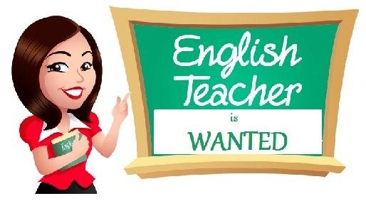 Розшукуються викладачі іноземної мови!