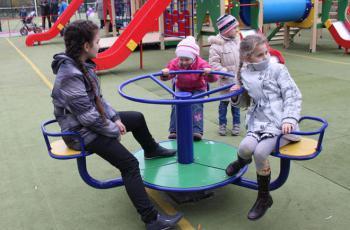 Вінниця: дитячі майданчики і не тільки у складчину із мешканцями