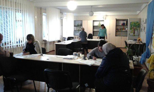 Помощь переселенцам в Димитрове окажут в специальном центре