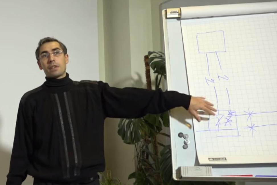 Видеозапись лекции Юрия Звелиндовского «Мой дом — моя ответственность» в Одессе