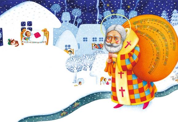 «Подаруй дитині радість» – акція до Дня Св. Миколая у Луцьку