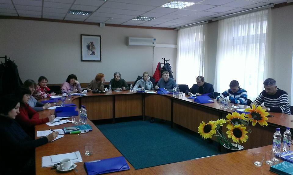 Журналісти Чернігівської області стають експертами в бюджетних процесах