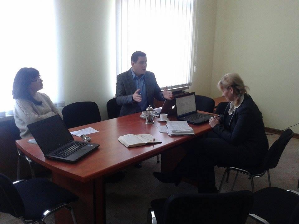 У Полтаві презентували цікаві соціальні проекти