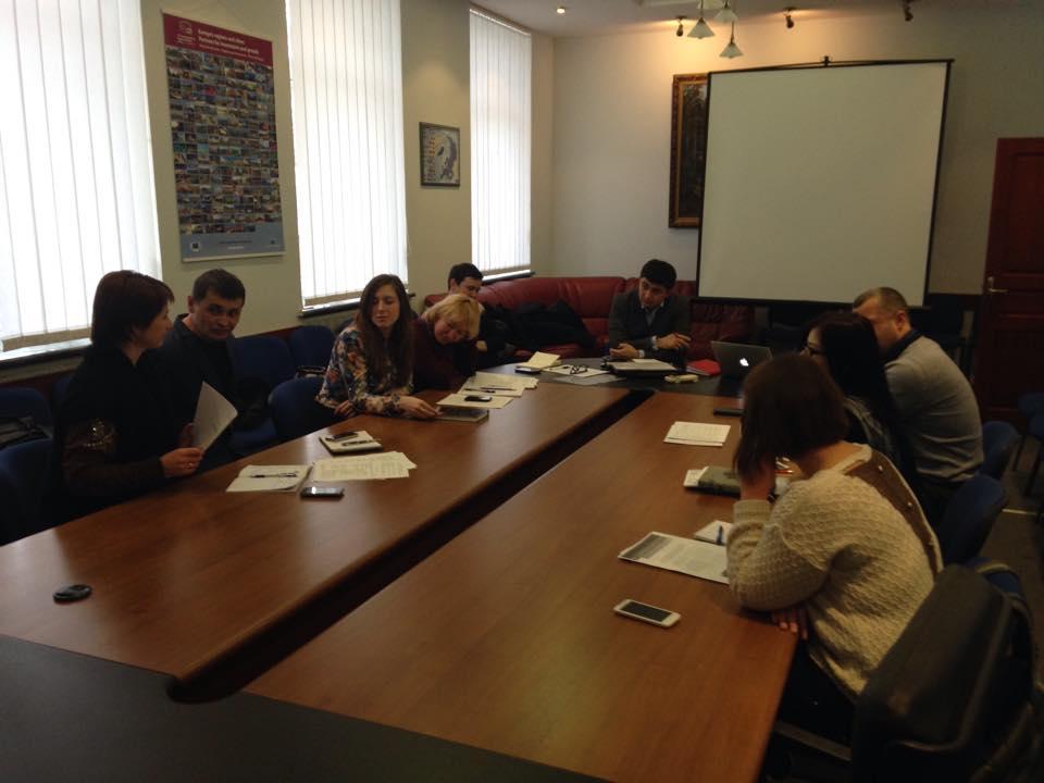Активісти Вінниччини презентували цікаві соціальні проекти