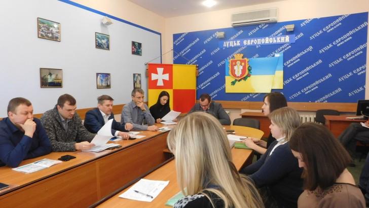 У Луцьку хочуть активізувати громаду в управлінні містом