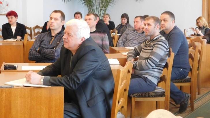 Депутатів Володимир-Волинської міськради навчали працювати відкрито і прозоро