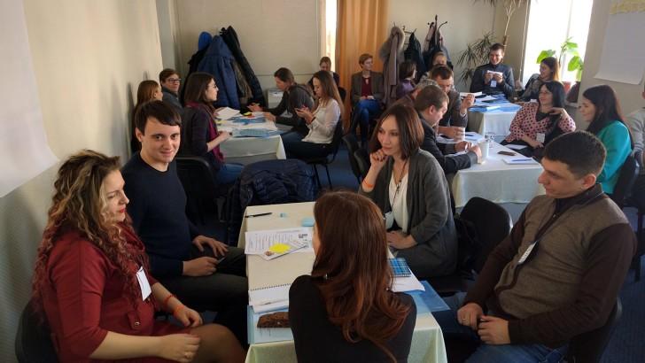 Навесні в Одесі вирощували молоду демократію