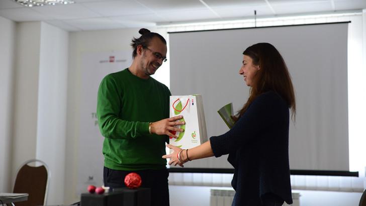 В Чернігові відбулась презентація книги ЦГТ АХАЛАР «Дао активності»