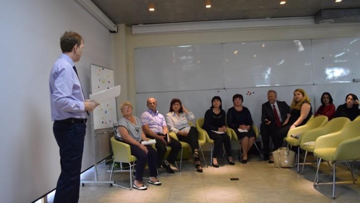 Периферійні території в об'єднаних громадах потребують захисту своїх інтересів