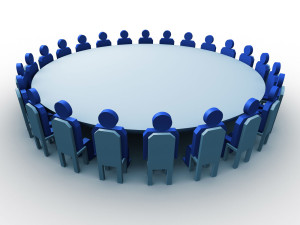 Круглий стіл у Вознесенську щодо можливостей впливу громади на формування та витрачання коштів міського бюджету