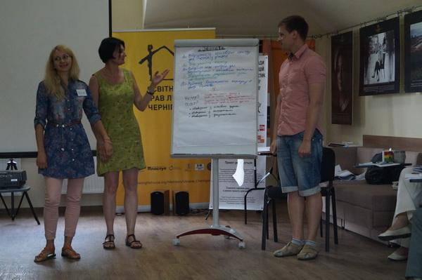 Общественные консультации. Добрые практики в Украине.