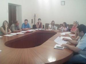 Чергове засідання робочої групи з питань надання безоплатної первинної правової допомоги в м. Миколаєві