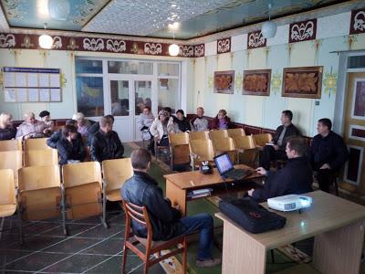 Експерти презентували Паспорт та план соціально-економічного розвитку Кочубеївської ОТГ