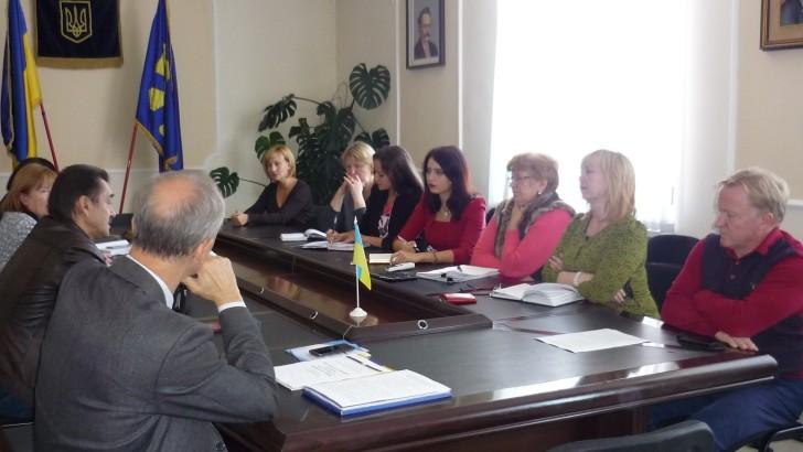 Як налагодити ефективне місцеве бюджетування, говорили в Біляївській ОТГ