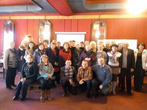 Сільські активісти в Миколаєві пройшли школу розвитку громади