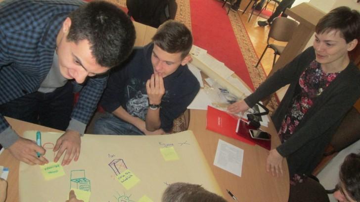 Як молодь на Волині приймала участь в енергоефективному проекті
