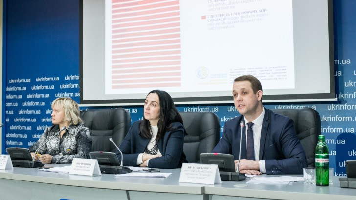 В Києві оприлюднені результати моніторингу процесу прийняття місцевих бюджетів на 2017 рік