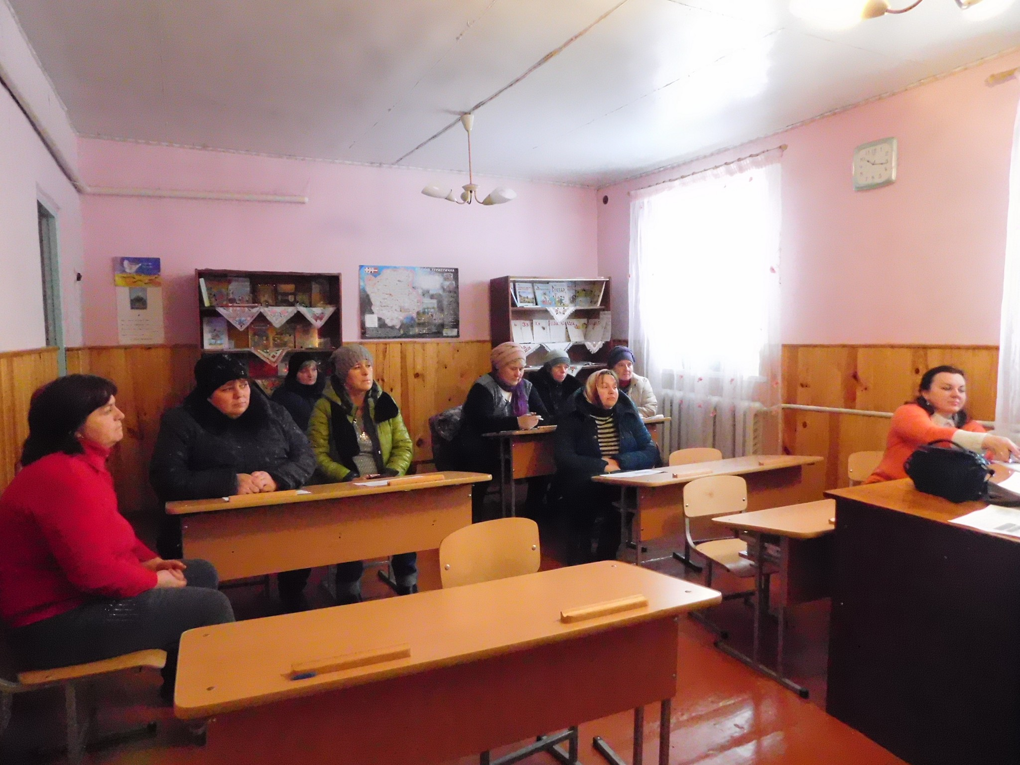 Громадські слухання у с. Майдан
