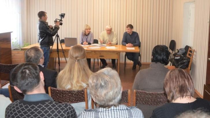 Стратегічному розвитку об'єднаних територіальних громад  на Луганщині бути!