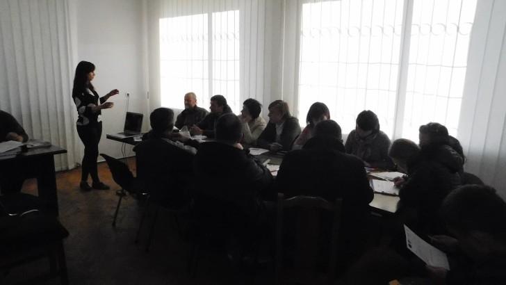 У Княгининку говорили про можливості створення вуличних, квартальних та сільських комітетів