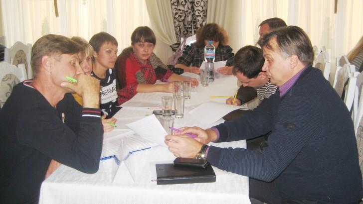 Стратегічний розвиток об'єднаних громад – новий виклик для НУО