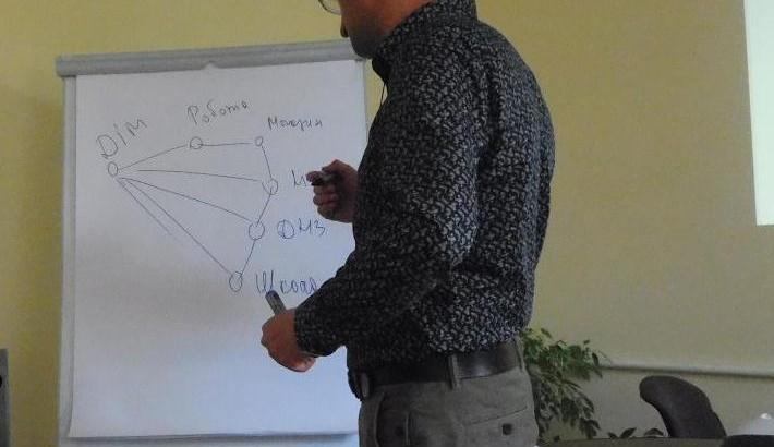 У м. Ківерці обговорили можливості створення органів самоорганізації населення