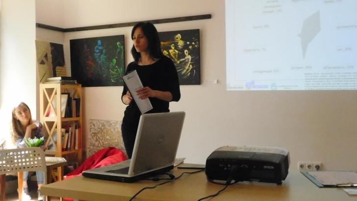У Луцьку презентували ініціативу по підвищенню громадської участі в місті