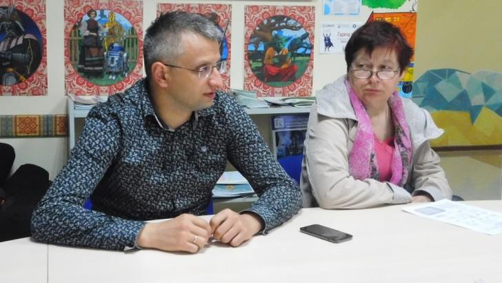 У місті Луцьк обговорили можливості створення органів самоорганізації населення