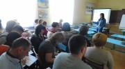 У Зимнівській ОТГ вчили створювати сільські комітети