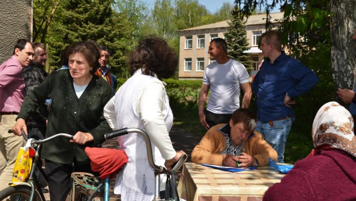 """Чи є """"життя"""" після об'єднання? Досвід територіальних громад Чернігівщини"""