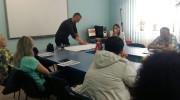 Навчальні майстер – класи для підвищення рівня  самоорганізації мешканців Волині