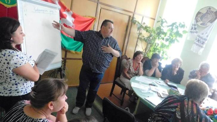Голобська громада працює над реалізацією Стратегії розвитку