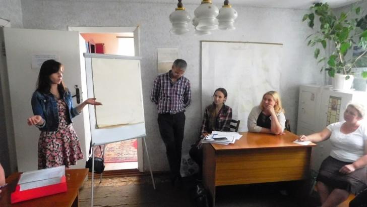 В Устилузькій ОТГ говорили про роль самоорганізації в розвитку території