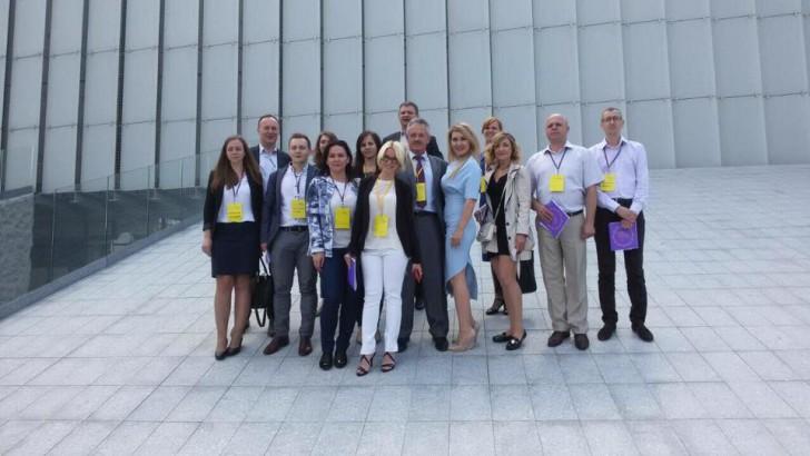фото укр. делегація
