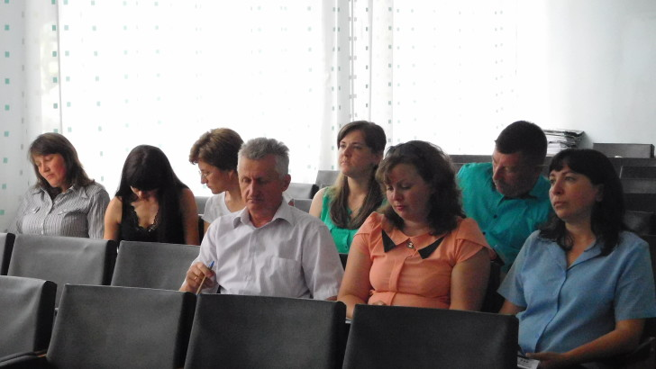 Шацьким депутатам й активістам розповідали, як зробити нову об'єднану громаду ефективною