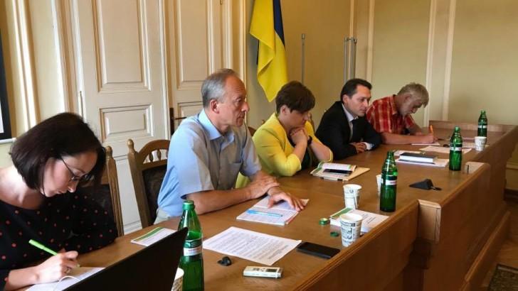 Дискусія щодо ефективності використання коштів ДФРР у Львові