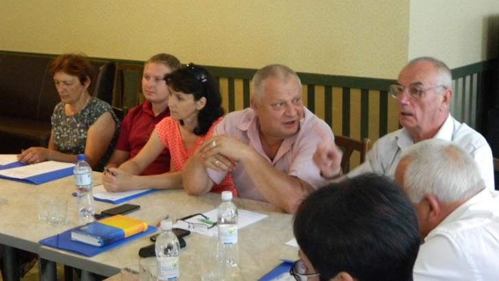 Громада і влада Коропщини створюють нові правила бюджетного процесу