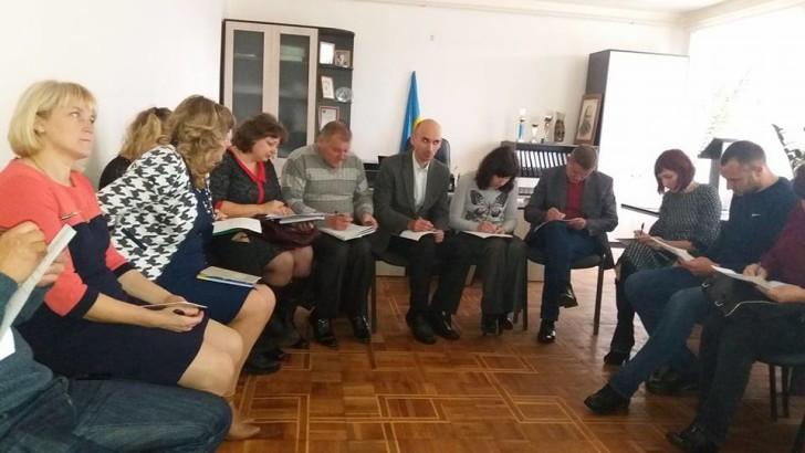 У Любленецькій громаді стартувала Школа громадської активності