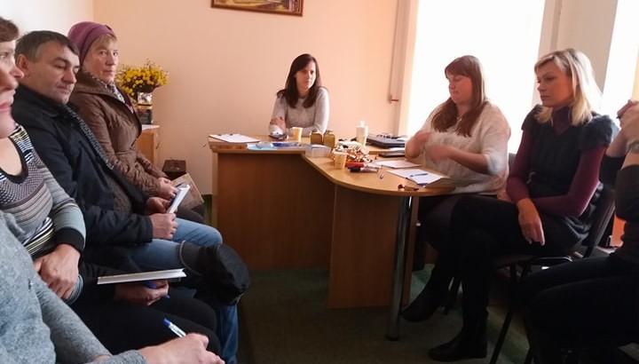 У Дубівській громаді провели фокус-групові дослідження з цільовими аудиторіями